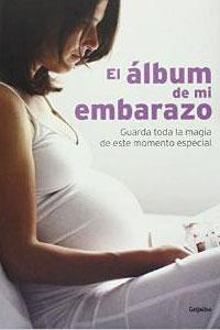 el álbum de mi embarazo