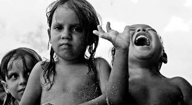 niños malos por naturaleza