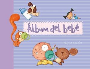 Album del bebé primer año